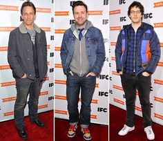 three of my favorite men :)