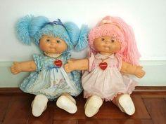 A Quem Me Quer, que antecipou a moda dos cabelos rainbow colors. | 30 bonecas que estavam guardadas lá no fundo da sua memória