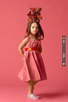 How cute is this flower girl in a Watters Seahorse Dress | CHECK OUT MORE IDEAS AT WEDDINGPINS.NET | #weddings #flowergirls #ringbearers