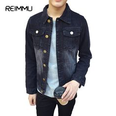2017 New Arrival Famous Brand Men Jacket Coat High Quality Bomber Jacket Male Oversized 5XL Men's Jean Jacket Brand-clothing #Affiliate