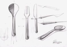 'Cutlery No. 192' by Thomas Feichtner for Jarosinski & Vaugoin