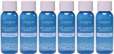 Loreal Paris OilFree Eye Makeup Remover 1 ounce Pack of 6 * You can find more details by visiting the image link.