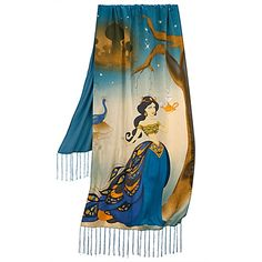 Art of the Disney Princess Jasmine Scarf by Disney Couture. It was sold out when I tried to buy it a few years back =(.