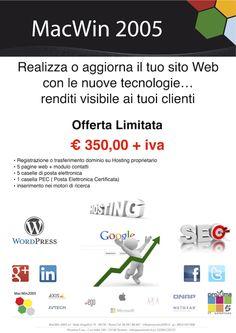 Offerta Realizzazione sito Web