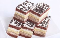 Sweets Recipes, Cake Recipes, Romanian Desserts, Food Cakes, Tiramisu, Nutella, Cheesecake, Food And Drink, Cookies