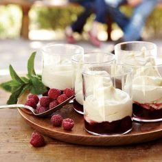 Vanilla Zabaglione w
