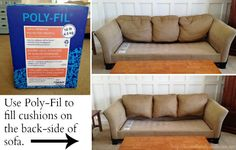 Don't ditch your tired sofa before you see these budget ways to make them look brand new!