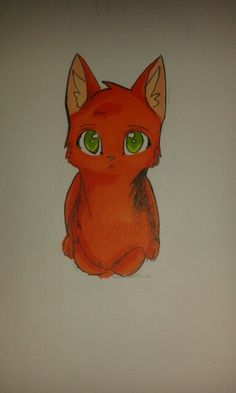 Firepaw :) woah who did dis >>> I dunno but they got skillllz