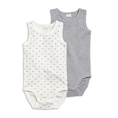 2-pack bodysuits Grey