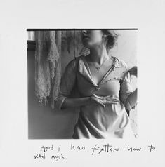 Francesca Woodman, And I Had Forgotten How to Read Music, Providence, © Betty and George Woodman Francesca Woodman, Lise Sarfati, Duane Michals, I Have Forgotten, Exposure Time, A Level Art, Female Photographers, Black And White Pictures, Film Photography