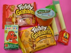 Image result for prek snacks needed
