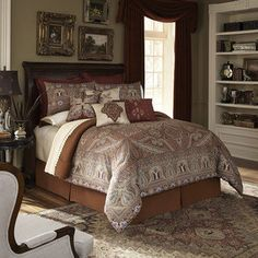 Shop for Downton Abbey Grantham 4-piece Comforter Set. Get free shipping at Overstock.com - Your Online Fashion Bedding Outlet Store! Get 5% in rewards with Club O!