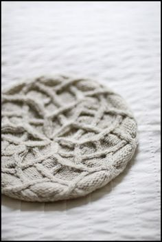 This is beautiful. Unfortunately I cannot knit or crochet. Fenimore by brooklyntweed, via Flickr $6