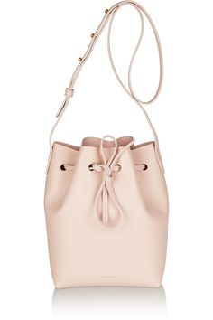 d5015d7aeb64 Mansur Gavriel - Mini leather bucket bag