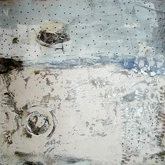 Abstract Painting ... grey neutral tones