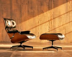 The Classic Eames chair