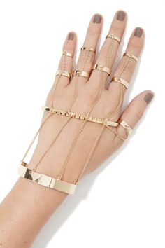 Nile Hand Piece | Shop What's New at Nasty Gal