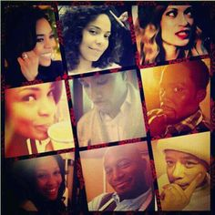 Love it. Pic from Regina Hall's twitter page.