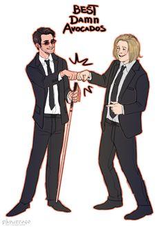 Matt and Foggy - Daredevil