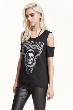 Camiseta cut-out | H&M