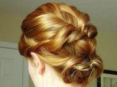 60 Updos for Short Hair – Your Creative Short Hair Inspiration