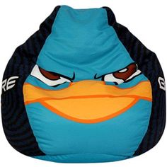 Perry the Platypus bean bag chair!!!