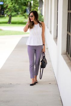 Gingham Pixie Capris  Style The Girl