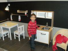 Maison du Chocolat: Cozinha para criança