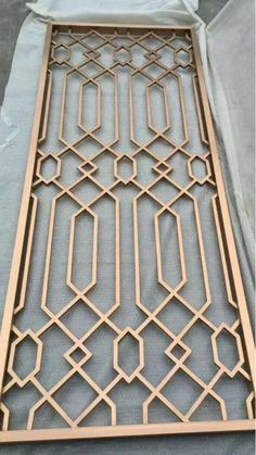copper color stainles steel metal screen-Shanghai Yikai Metal Products Co. Home Window Grill Design, Grill Gate Design, Balcony Grill Design, Steel Gate Design, Balcony Railing Design, Iron Gate Design, Window Design, Steel Grill Design, Decorative Metal Screen