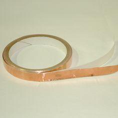"""JVCC CFL-5A Copper Foil Tape (NON-Conductive Adhesive)1/2""""x36"""" 16.52 per roll"""