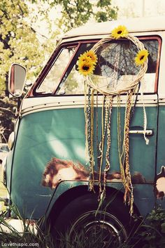 It's no secret that I've always wanted to live in a van and drive around North America, at least for a little while. Hippie Van dream hippie catcher van 60s volkwagen