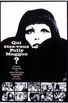 Qui êtes-vous Polly Maggoo, de William Klein (1966)