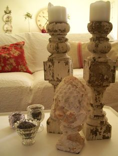 candlesticks....love