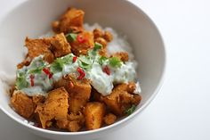 Pumpkin Jam: Lanttu-kikhernecurry