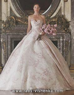 die Brautkleid duchesse 2016 — Romona Keveza  Alle Brautkleid http://de.lady-vishenka.com/puffy-wedding-dress-2016/