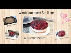Thermomix® TM 5 - Windbeuteltorte für Eilige - YouTube