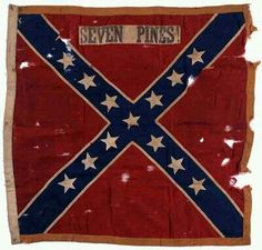 Confederate Battle Flag for the 11th infantry of Alabama