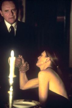 dr. hannibal lecter | Dr. Hannibal Lecter And Agent Clarice Starling Photo by MM2Dylan ...