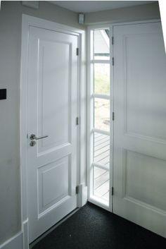 Goedkoop paneel deurkozijn combinatie kopen - Elephant | kozijnen.com