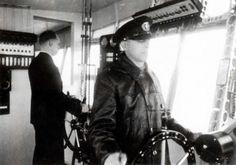 Ludwig Felber at Hindenburg's Helm