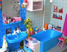 Girls Bathroom 3 By Naralna, Via Flickr
