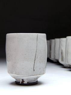 studio YUNOMI, simplicité, graphisme, forme du gobelet.