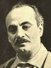 "Khalil Gibran - 1883-1931; Poet, Philosopher, Painter - the third best seling poet of all time.  ""The Prophet"""