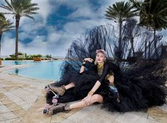 """""""Miami's Magical Madness"""" by Luis Monteiro for How to Spend It Magazine 2016"""