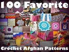 A lot has happened in a year, but one thing is for certain: these crochet patterns are reader favorites. These are the most popular patterns of 2012 and will be favorite patterns for years to come. From crochet baby blankets to ripple afghans and everything in-between, you'll love these crochet afghans.