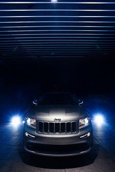 Jeep Grand Cherokee SRT8. Dream vehicle.. BADASS