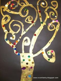 Gustav Klimt (tree of life)