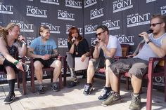 Twitter / Shinedown_Fans: @Shinedown interview photo ...