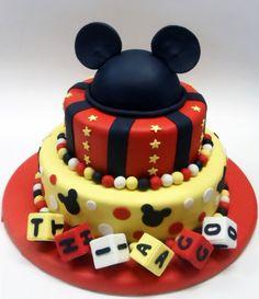 tortas de mickey - Buscar con Google Más
