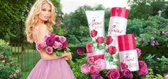 Perfumes de rosas para comemorar o  S. Valentim.